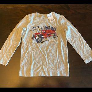 NWT 4T long sleeve t-shirt